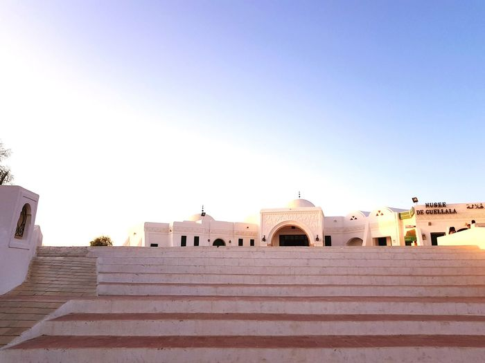 EyeEm Selects Architecture History Travel Destinations Built Structure Day No People Sky Djerba  Sunset Sunlight Museum Guellala Museum
