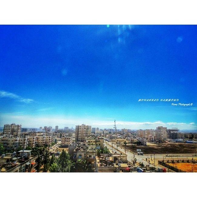 على أرجوحة الزمن تعيش الأُمنيات.. بين أفق الأمل، و قَاع الألم ! فـ ادفعوها بالتفاؤل والدعاء :) صباح الخير من أُفق حمص_العدية الوعر_الجميل و يبقى_الأمل :) هنا_حمص حمص EyeOnHoms Homs Syria