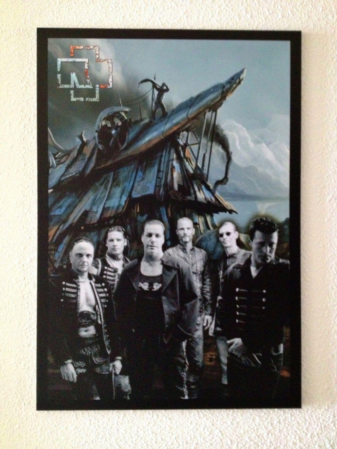 Rammstein My Favourite Band.