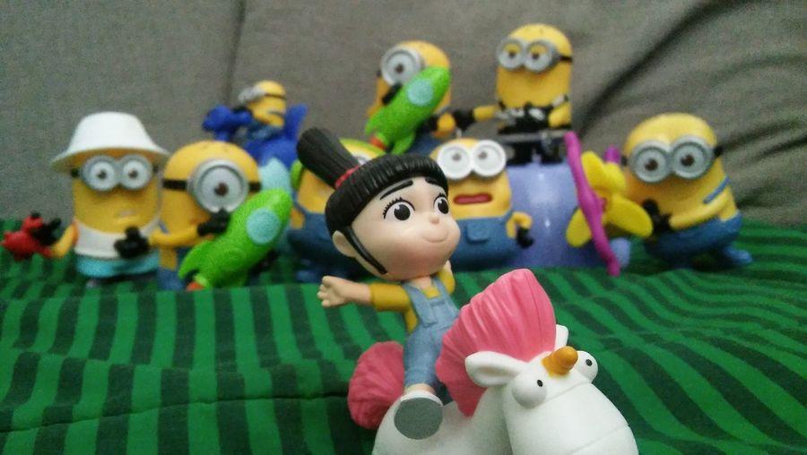EyeEm Selects Toys Minions Agnes EyEmNewHere