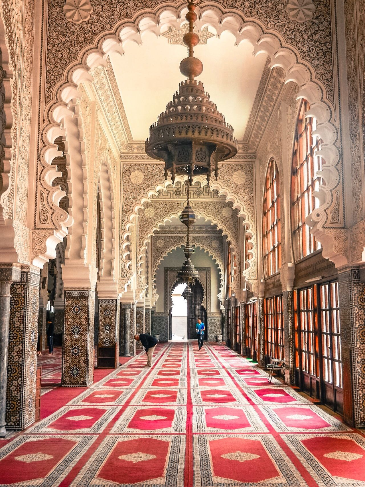 Mosque Tangier Morocco