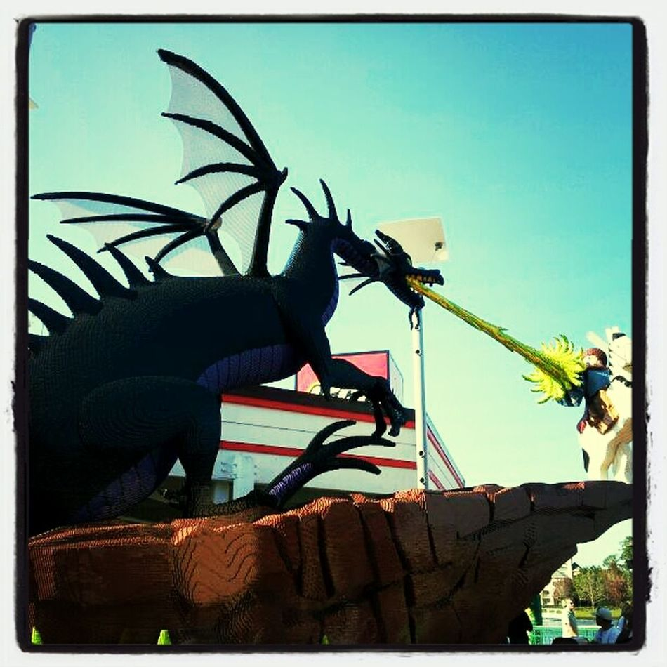 Maleficent looks good in Legislation!