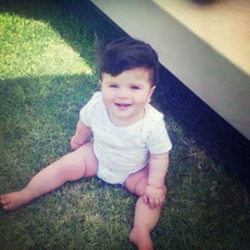 My little cuty bro First Eyeem Photo