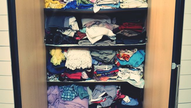 вшкафу одеждаимода Вещи