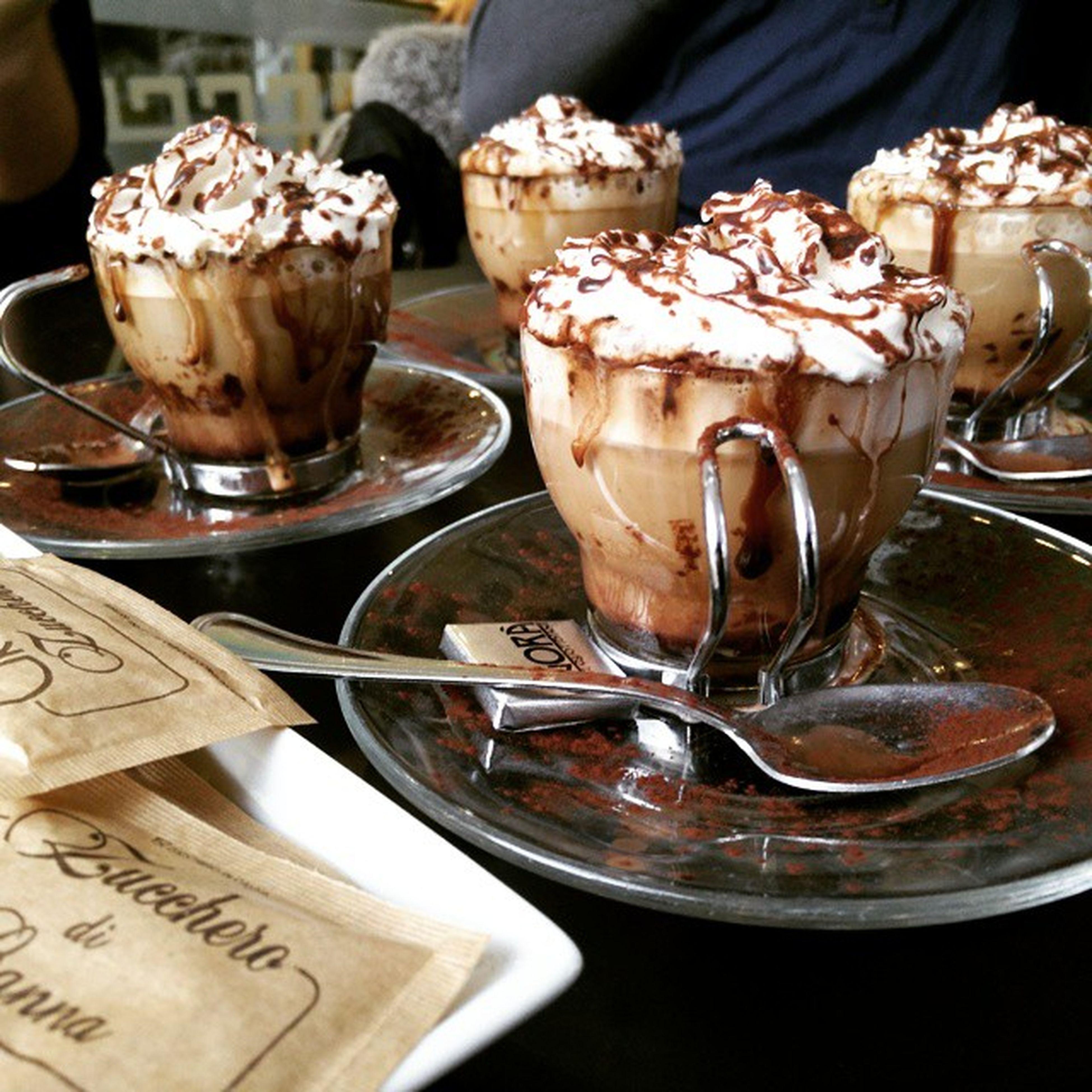 Caffè Marocchino Panna Agora Love Comadomenicale Coffe Brasa