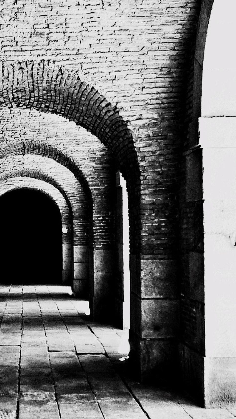 Blackandwhite Photography Negro Black Blanco White Barcelona Architecture Darkness And Light