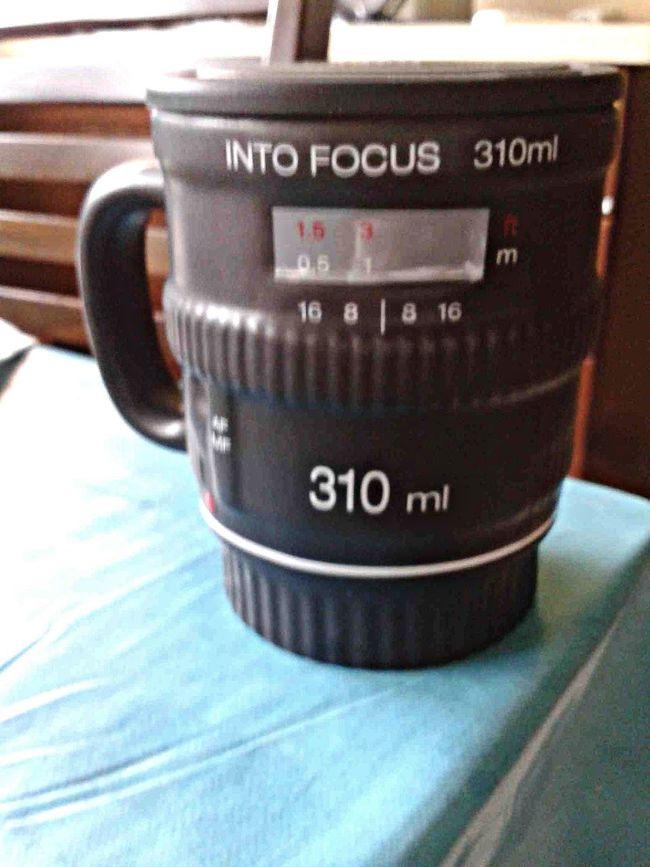 getting focus Coffee