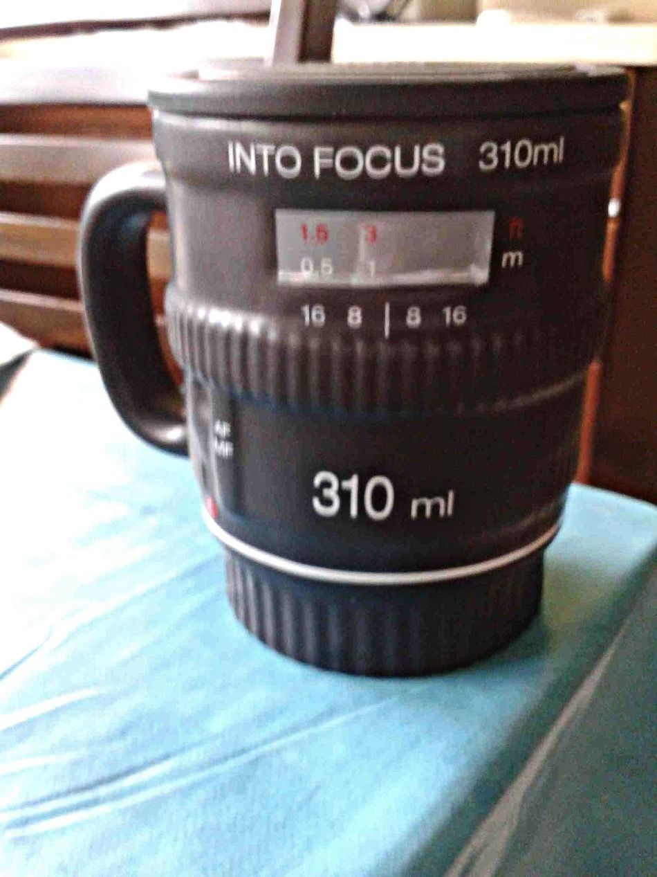 getting focus Coffee
