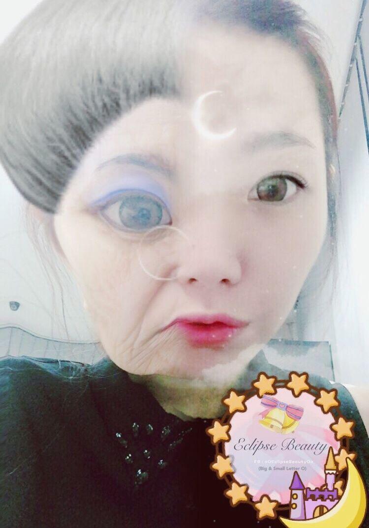Halloween Wechat : Ballball_vivian Add Me JEYOU EclipseBeauty Giveaway Kota Kinabalu