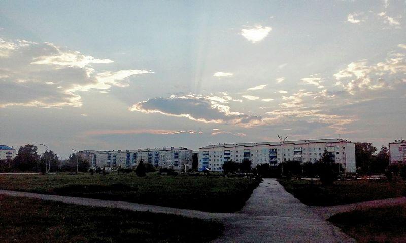 закат🌇 небо красота First Eyeem Photo Sky And Clouds Sky Photo Butiful Nature