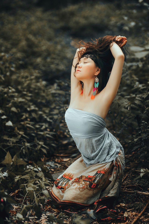 邦女郎 Photography Model Susan China That's Me