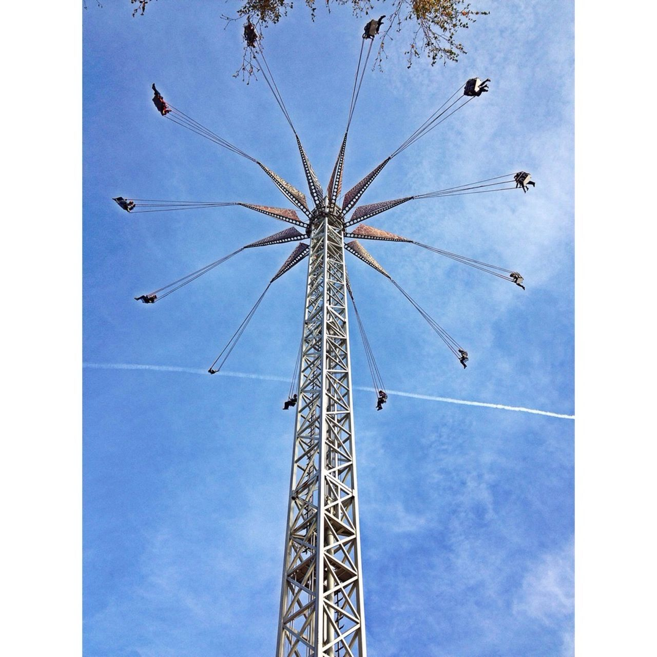 Theme Park Clear Sky Low Angle View Outdoors Amusement Park Ride Flamingoland Pterodactyl EyeEmNewHere
