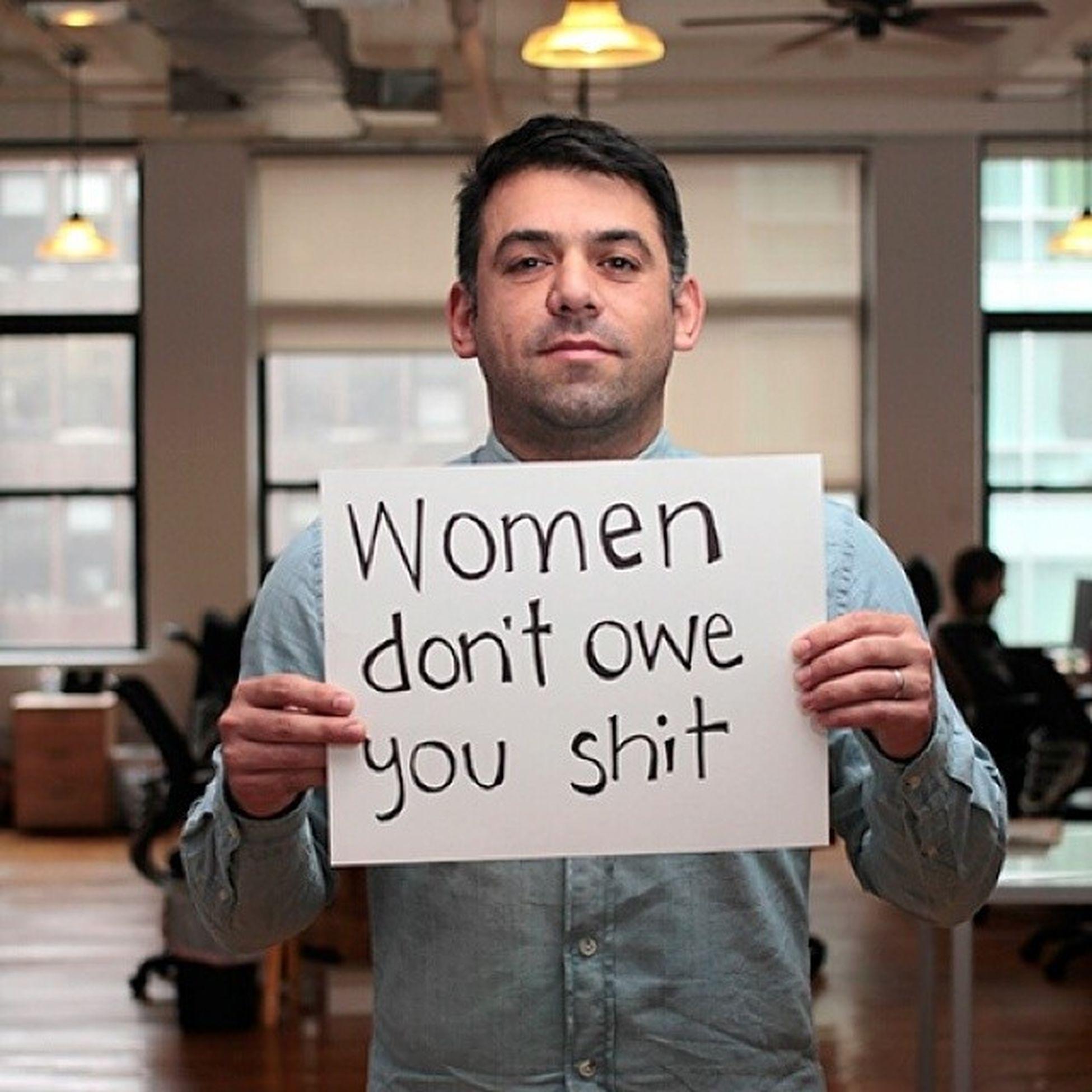 Yesallwomen Amen