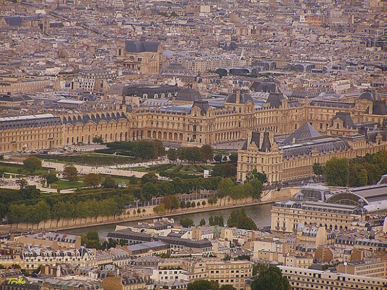 Viajar Feel The Journey Le Louvre Paris Toureiffel