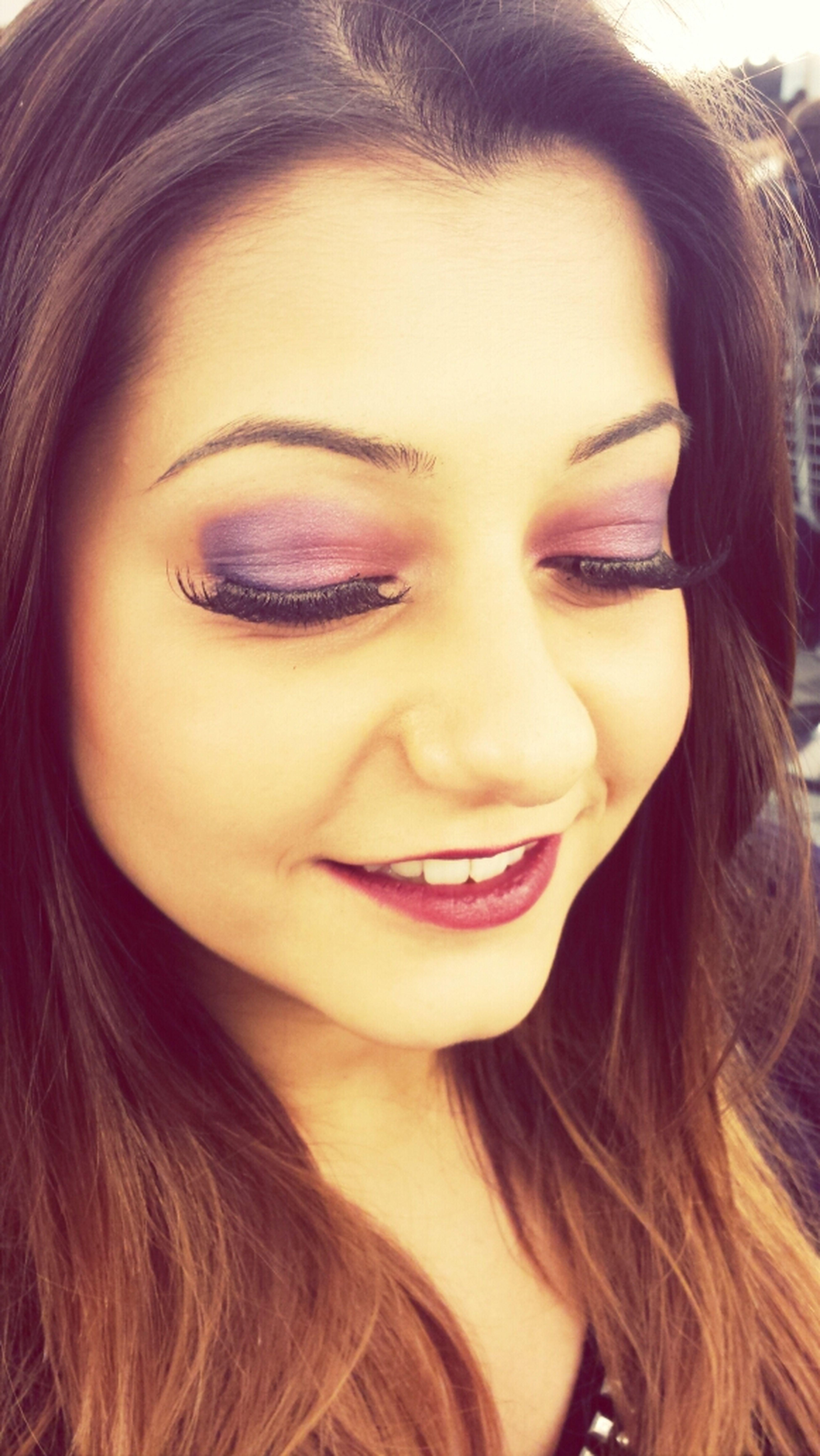 Eye Make Up Look Sofisticato Just Smile