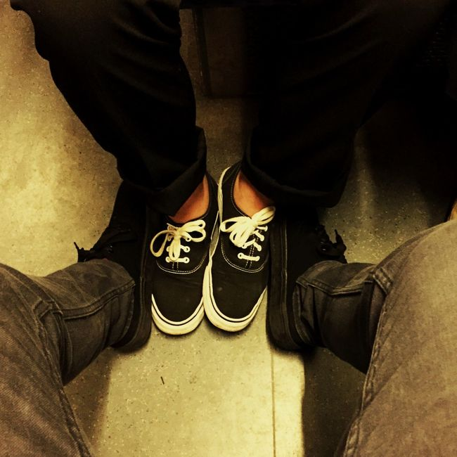 Train Sbahn Boyfriend Shoes