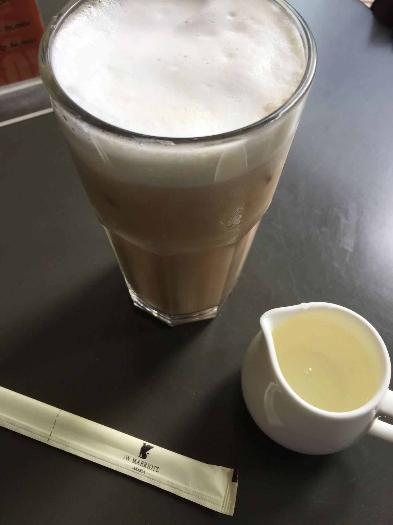 Always Be Cozy Cappucinno Ice Coffee Cozy Drink Jakarta INDONESIA