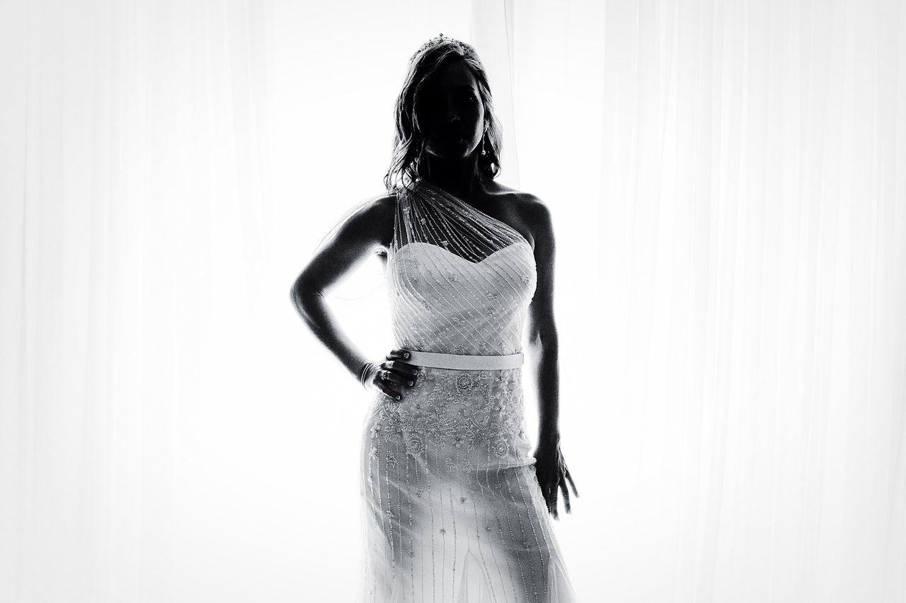 My sister's wedding! Wedding Blackandwhite Open Edit Model Bride Minimalism Light And Shadow Untold Stories EyeEm Best Shots