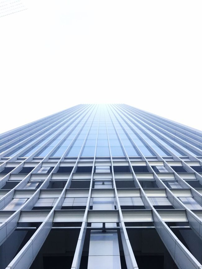 Architecture Built Structure Skyscraper Modern Building Exterior Low Angle View No People Sky