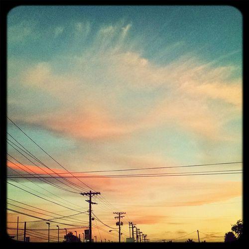 sky. ☁