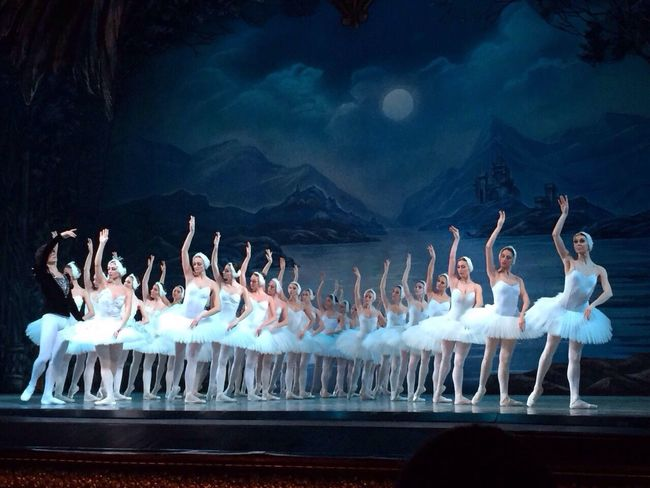 балет одесса любимыйгород красота