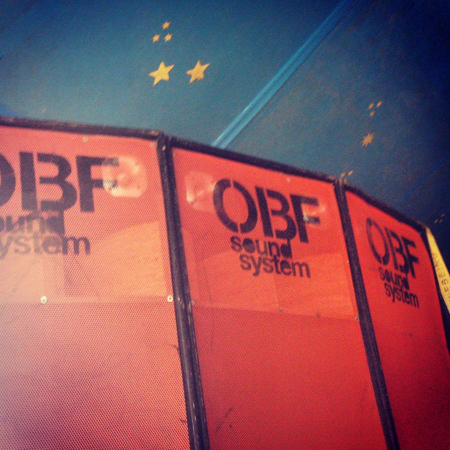 OBF Soundsystem Festival Démon D'or Poleymieux France Reggae Trance Weed Dancehall