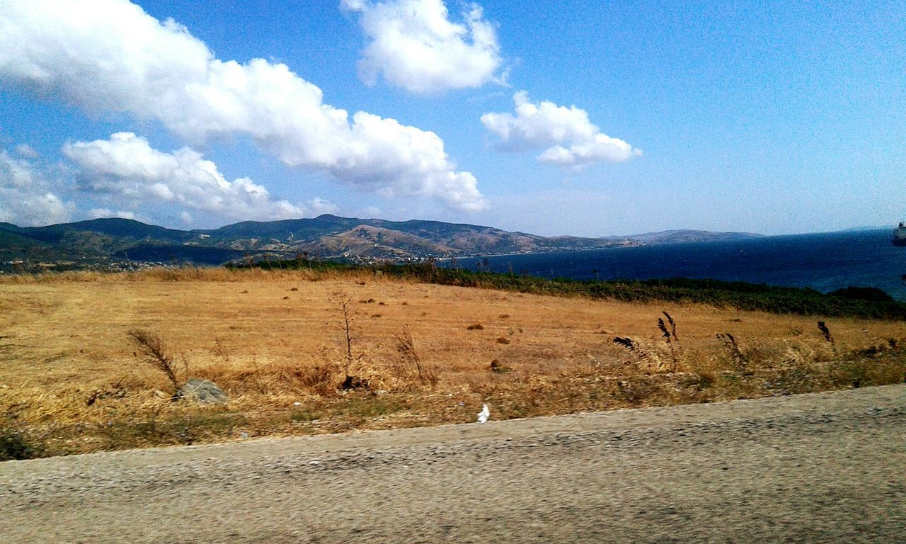43 Golden Moments Blue Sky Bluesky Clouds Mountain Sunny Day Clear Sky Roadtrip Travel EyeEm Best Shots The Great Outdoors - 2016 EyeEm Awards Sea Week On Eyeem Eyem Nature Burhaniye Balikesir Turkey Nature Fine Art Photography Finding New Frontiers Art Is Everywhere