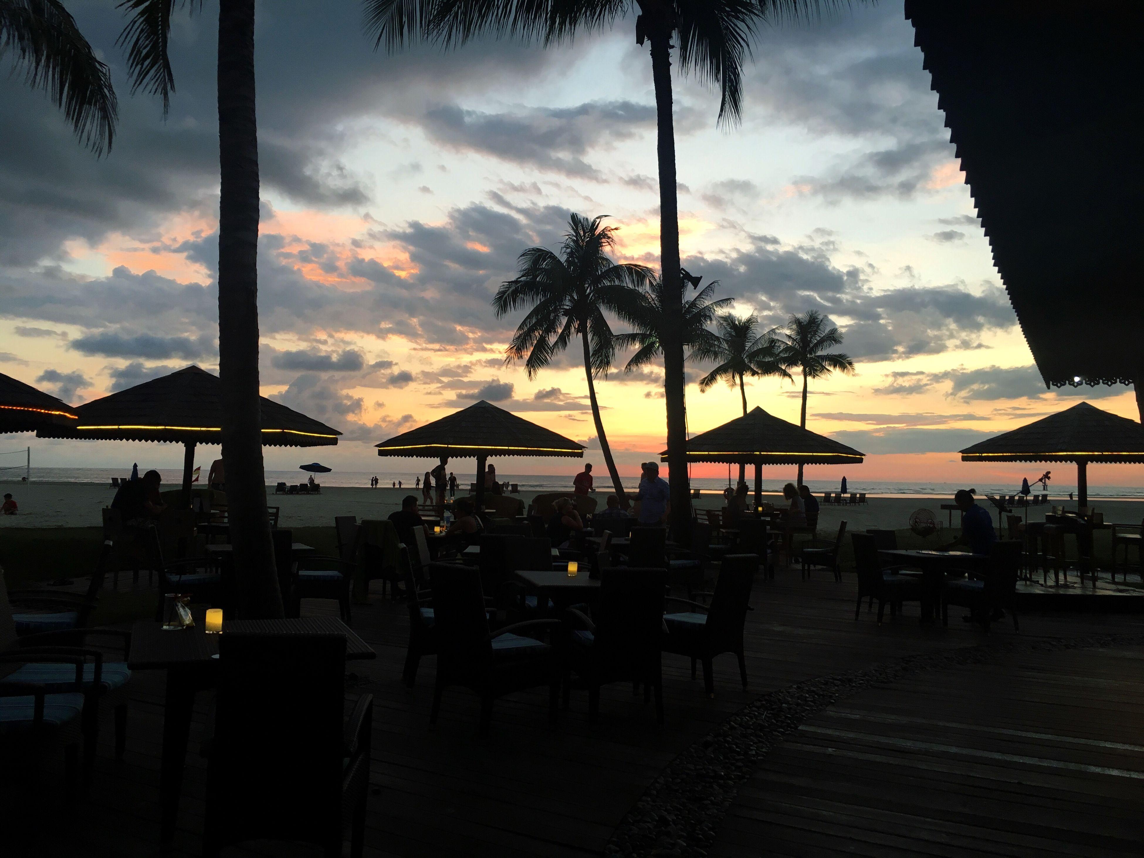 Sunset Beach First Eyeem Photo