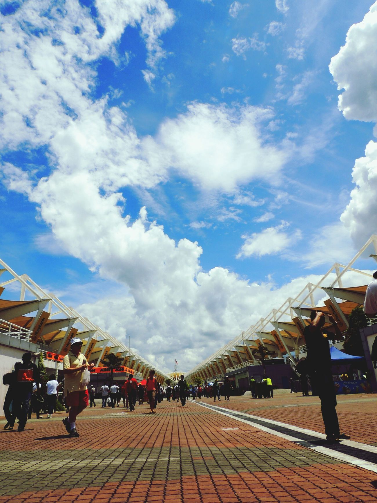 Nature Clouds And Sky Sepang International Circuit Sepang Malaysia People Traveling People Photography Hangout Art Gallery