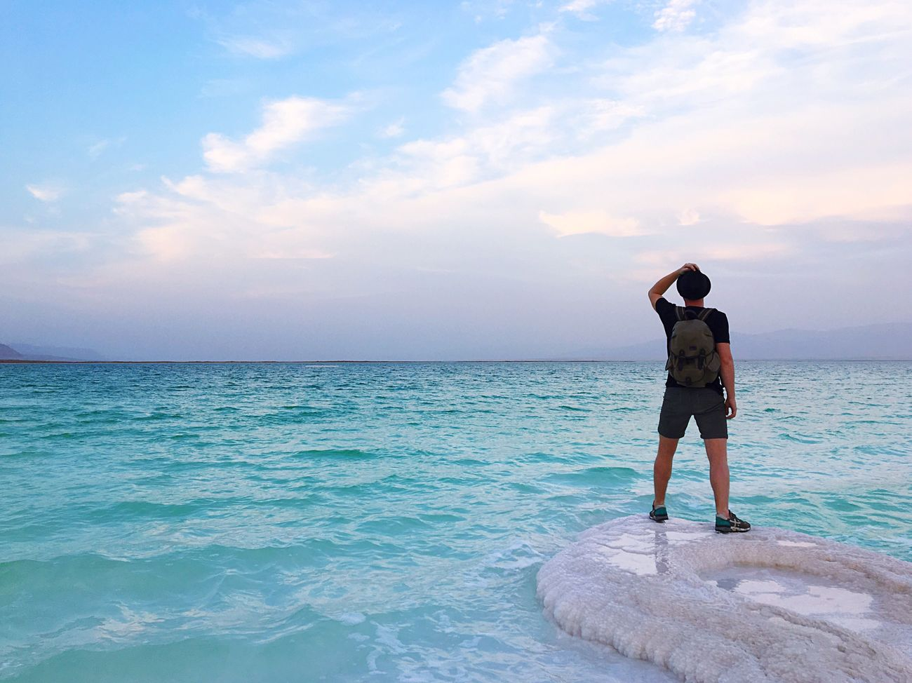 Deadsea Israel Sea Water Beauty In Nature Nature