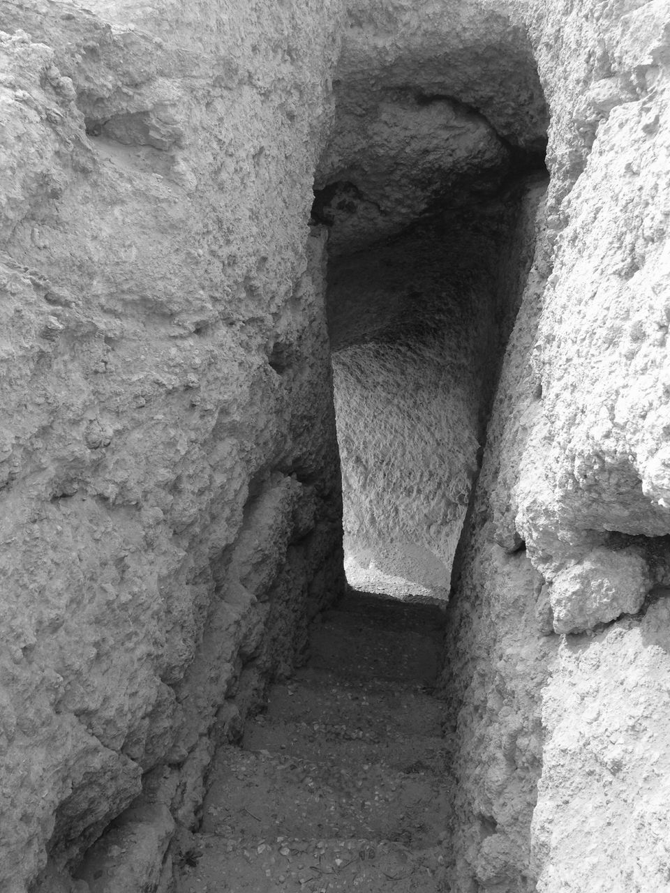 rock - object, day, architecture, built structure, textured, no people, outdoors, nature, close-up, ancient civilization