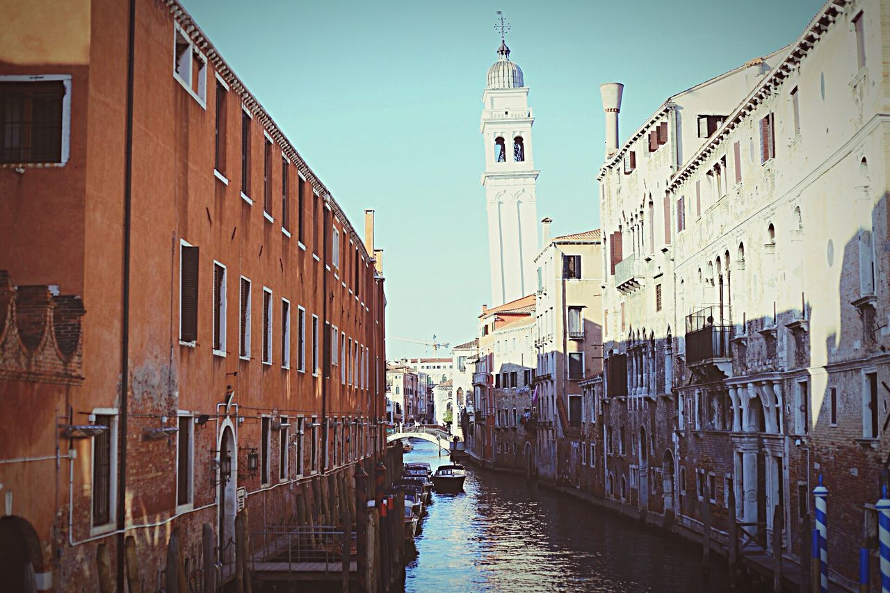 Beautiful stock photos of europe, Architecture, Building Exterior, Canal, City