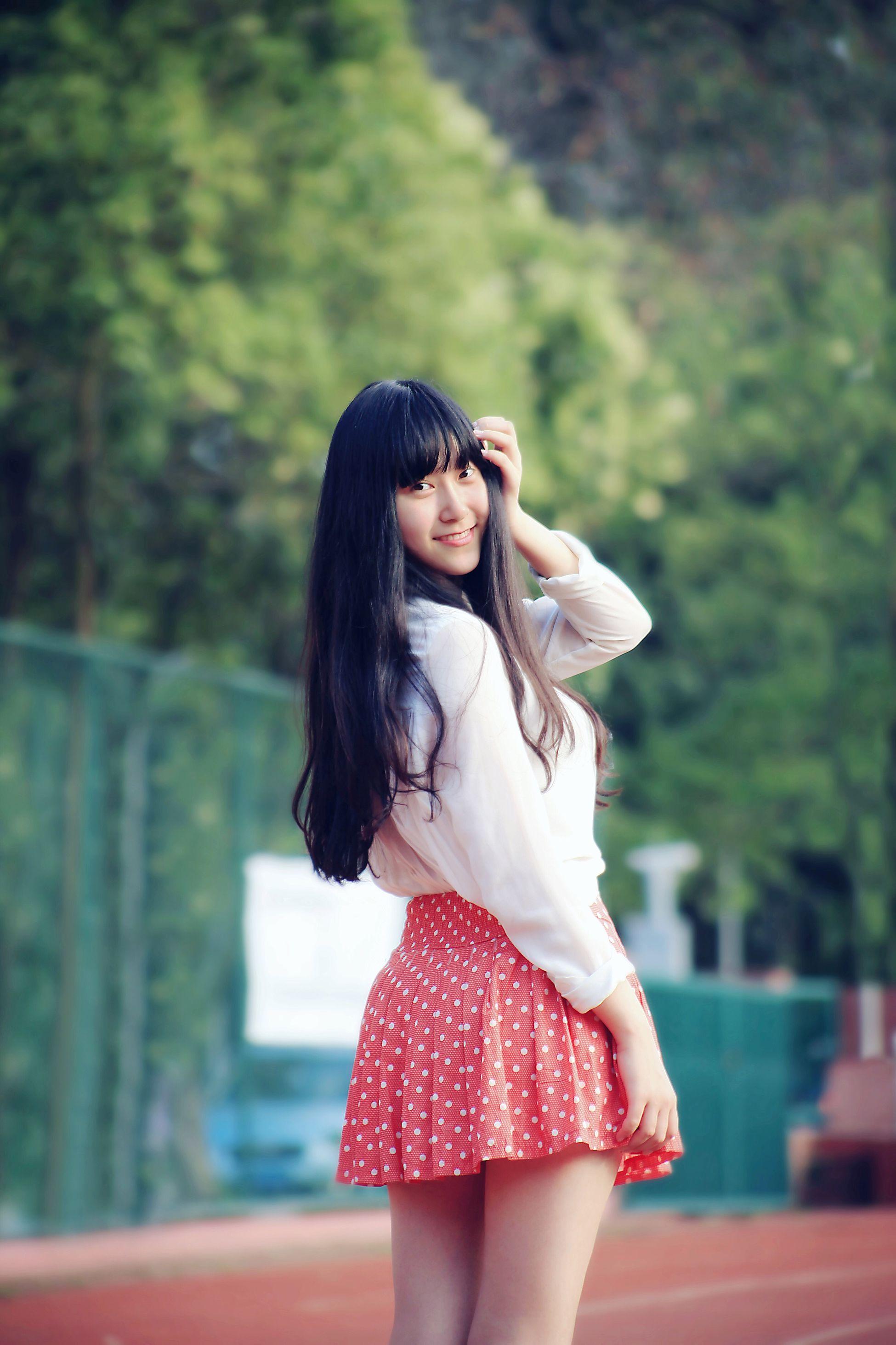 Beautiful Girl Graduation Sichuan University