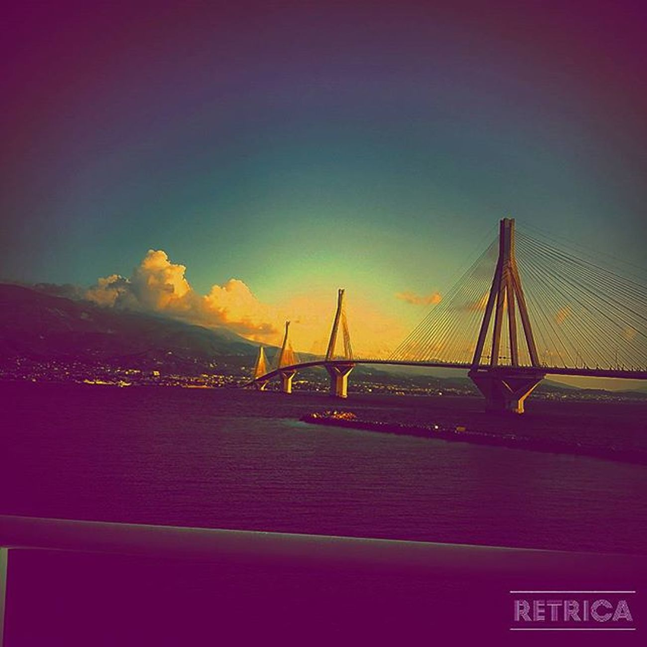 One More Shot Insta_patras Bridge Team_greece _welovegreece Athensvibe Instalifo Instapatra