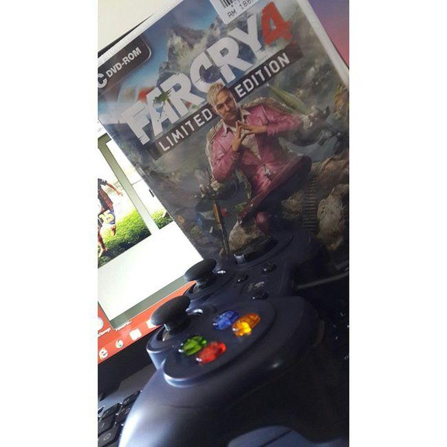 Aummm aummm.. ? far cry 4!!??!! ? Gamezone Ubisoft UPLAY Ecm capitalsmall kuantan MATArians farcry4 rcnocrop gamers asus