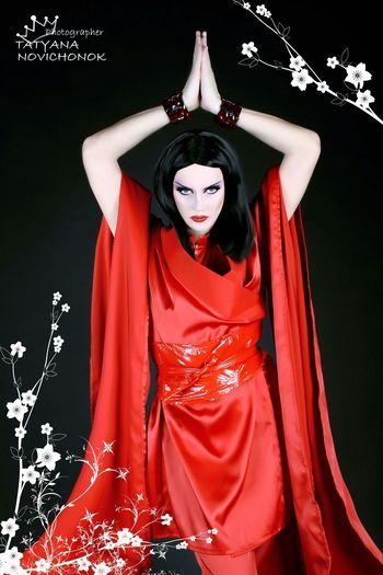 Divacrystal Madonna Geisha Japan Makeupartist Hello World Popular Photo Perfect LivingForLove Magnificent www.crystalshow.com.ua