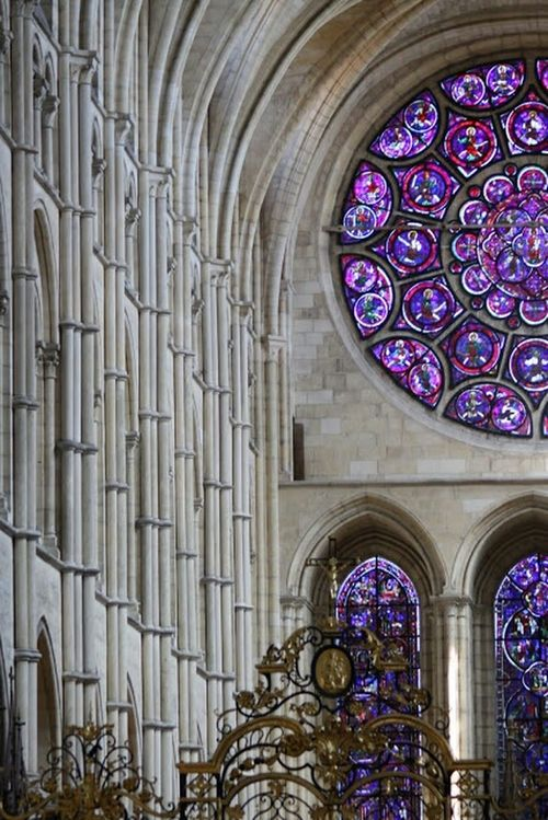 Architecture Cathedral Picardie Aisne
