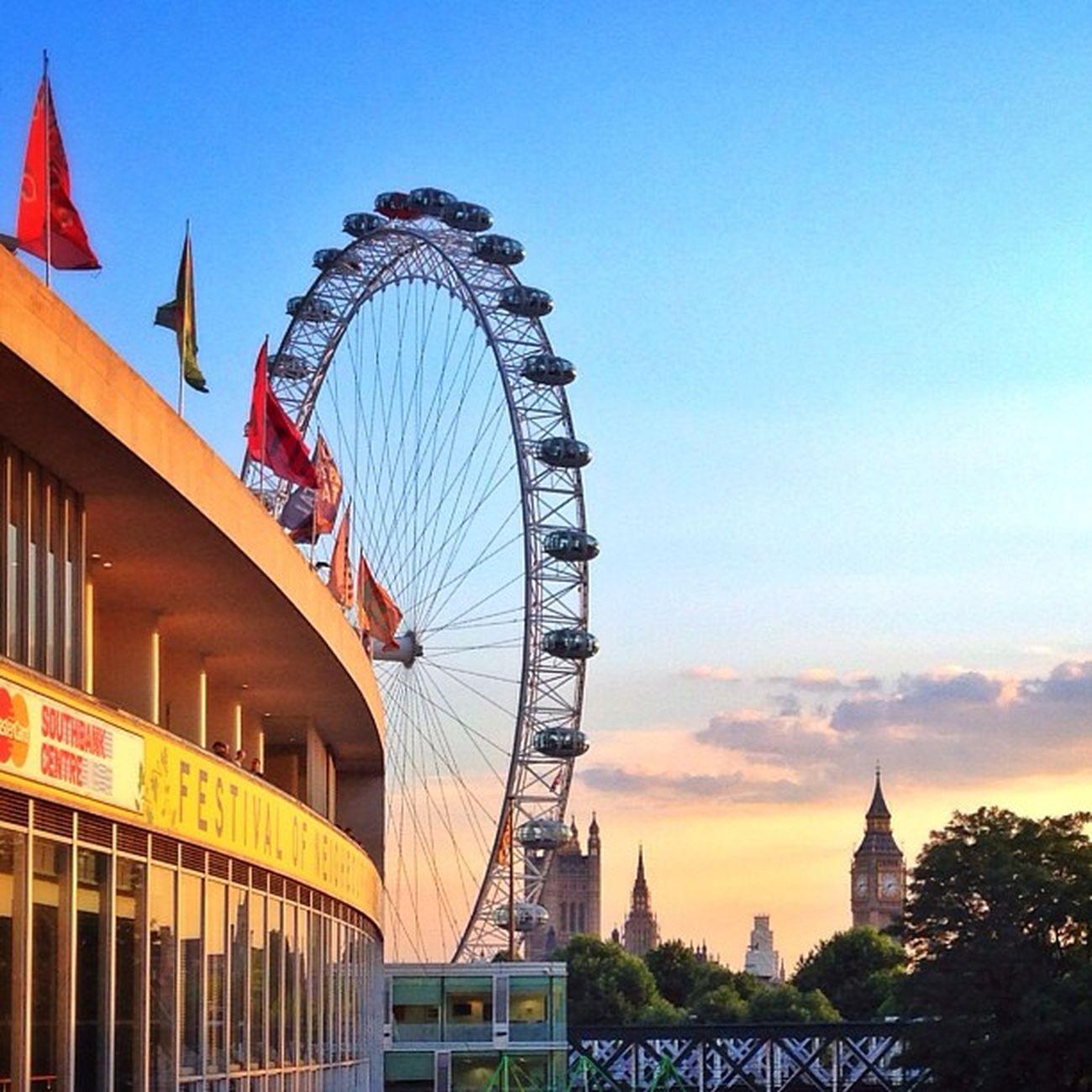 BigBen & London Eye from #southbank ☀️???????☀️#bigben #londoneye #alan_in_london #gf_uk #gang_family #igers_london #insta_london #london_only #thisislondon #from_city #ic_cities_london #ig_england #love_london #gi_uk #ig_london #londonpop #allshots_ #a Insta_london Thisislondon Sunset Gi_uk Igers_london Ig_england LondonEye Love_london Southbank Ic_cities_london Ig_london Bigben Aauk Gang_family Capture_today Londonpop Loveyoursummer Allshots_ Mashpics London_only Top_masters Stunning_shots From_city Gf_uk Pro_shooters Alan_in_london
