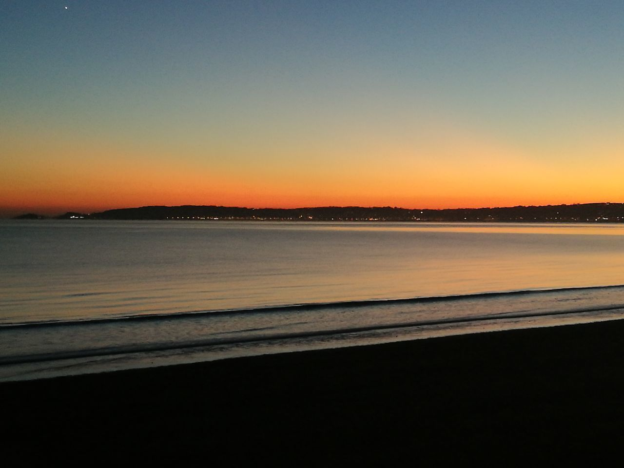 sunset, water, nature, sea, beauty in nature, scenics, sky, tranquil scene, beach, outdoors, horizon over water, no people, tranquility, clear sky, day