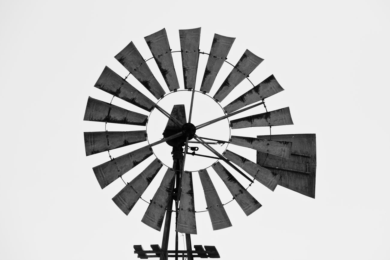 Black and White Windmill Alternative Energy Black And White Black And White Collection  Circle Clear Sky Climate Climate Change Day Farm Farming Fuel And Power Generation Industrial Windmill Low Angle View No People Outdoors Renewable Energy Sky Technology Traditional Windmill White Background Wind Wind Power Wind Turbine Windmill Windmill