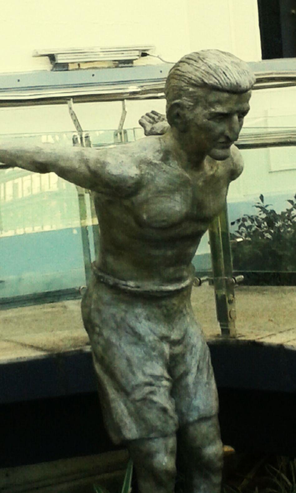 A estátua está melhor que eu! lol Taking Photos Streetart Streetphotography Brazilian Sculpture Statue Estatua History Popular Art Brazil Historical Monuments Old