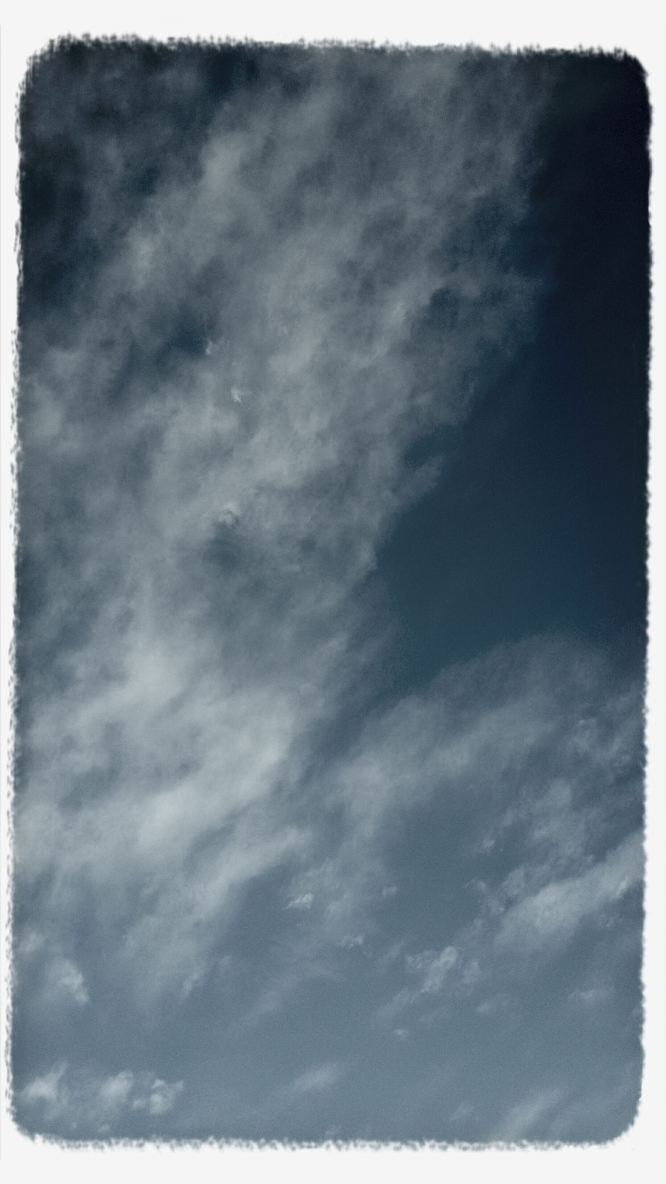 I belive....I belive you can see me... Sky Clouds Mybest Imissyou