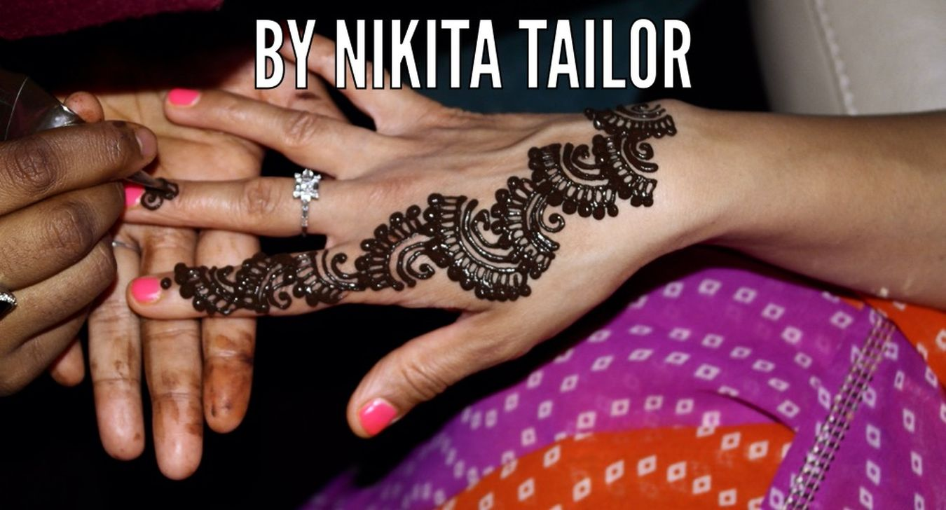 Mendhi Mendhi Henna Art Pattern Art Indian Weddings!  Hands