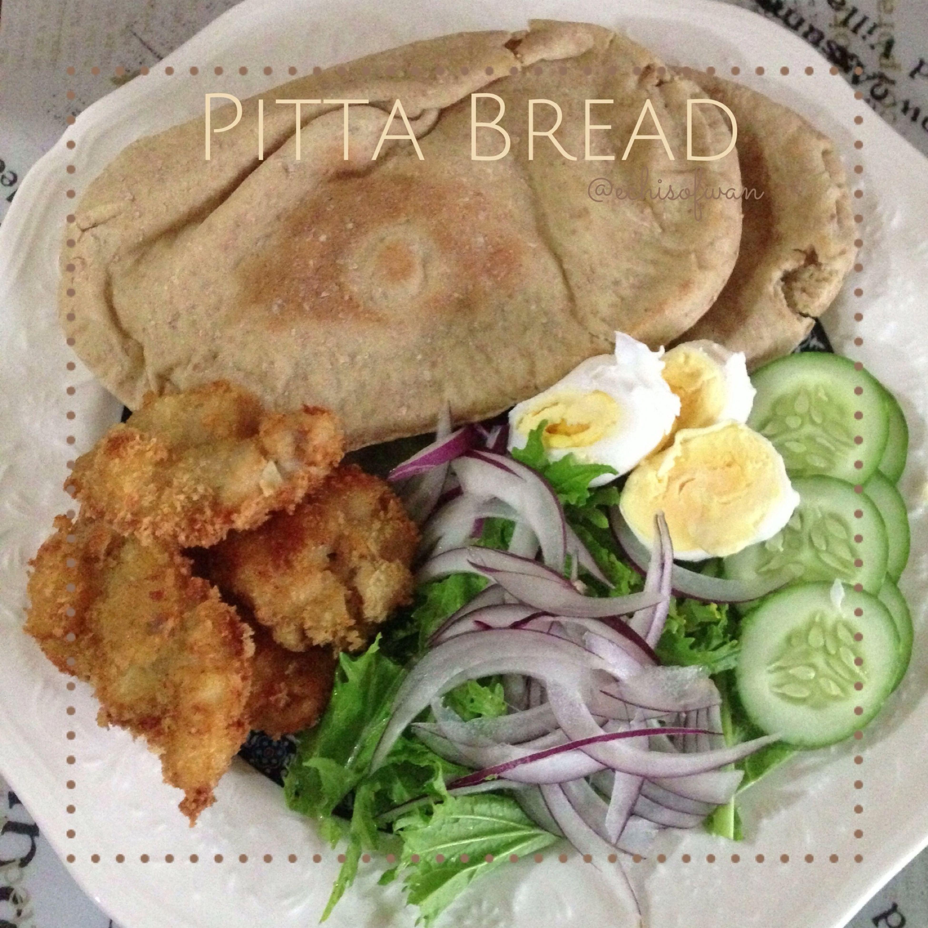 Pitta Bread Breakfast Pitta Bread Eating Healthy Genginsapgan