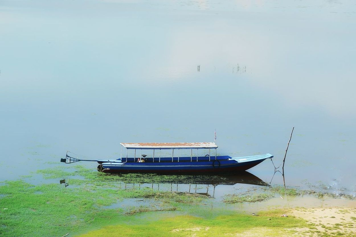 Cambodia Photos River View Riverside River Riverbank Boat Lovely Weather Landscape Landscape_Collection From My Point Of View Taking Photos Streamzoofamily