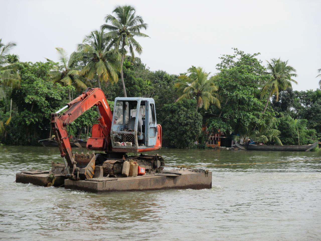 India Backwaters India Transport Mode Of Transport India Kerala India Fuji Work River Water EyeEm Best Shots Eyembestpics