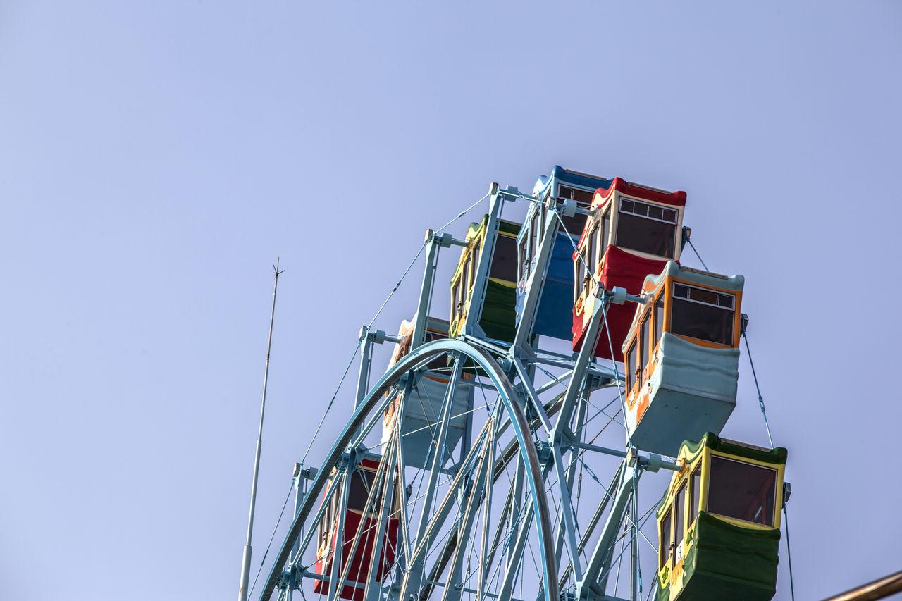 Beautiful stock photos of south korea, Amusement Park, Amusement Park Ride, Arts Culture And Entertainment, Built Structure