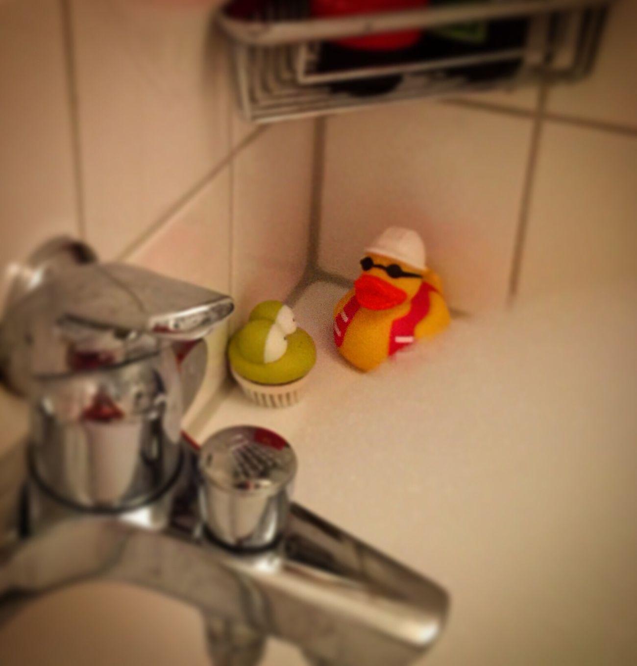 Bathtime Bathroom Quietscheente Schaumbad Foam Badezimmer Relaxing Moments Relaxing