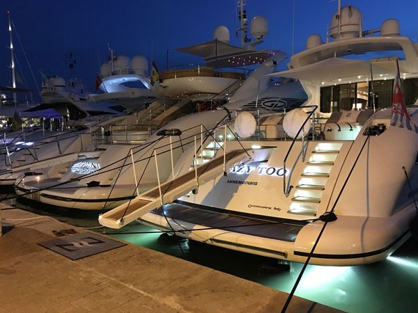 Nautical Vessel Mode Of Transport No People Moored Transportation Technology Indoors  Illuminated Yacht Day Sky