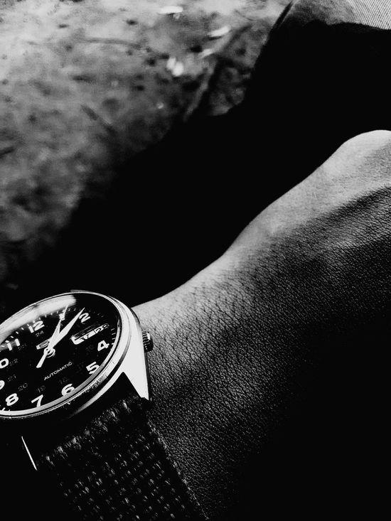 Watch time!! Seikowatch First Eyeem Photo